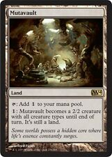 Grotta Mutevole - Mutavault MTG MAGIC 2014 M14 Asian Korean