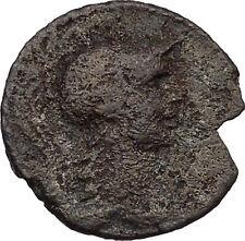ATHENS Attica Pseudo-Autonomous Ancient Greek Coin Athena Owl 264AD Rare i37090