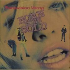 "TRANSVISION VAMP 'BORN TO BE SOLD' UK PICTURE SLEEVE 7"" SINGLE"