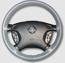 Chevrolet Leather Steering Wheel Cover - Most Models Custom Fit Wheelskin WS1CH