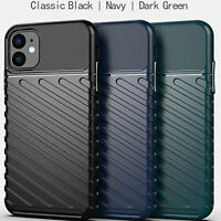 Case For iPhone 11, 11 Pro, 11 Pro Max Shockproof Soft Protective Back Cover