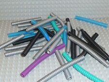 LEGO® Technic Sammlung 36x Schlauch Flex Ribbed Hose Kreuzstange Zahnrad R1062