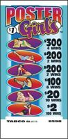 Non-Redeemable Fly So High 5 Tab Pull Tab Ticket 1 Dollar Game-Pack of 3 Games