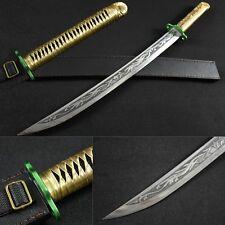 30inch Japanese Samurai Sword High Manganese Steel Katana Wakizashi Sharp Blade