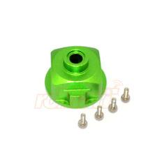 GPM Aluminum Diff Case Green Axial Yeti EXO Wraith SCX10 EP 1:10 RC Car #YT011-G