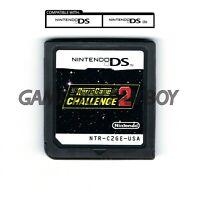 Retro Game Challenge 2 ENGLISH Translation Nintendo DS Custom Game Center CX 2