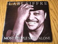 "LABI SIFFRE - MOST PEOPLE SLEEP ALONE  7"" VINYL PS"