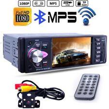 4.1'' Autoradio BT Auto Stereo Radio Fernbedienung DVR Input MIT Rückfahrkamera