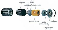 Filtro olio motore 2311401 Mustang 90/95;Nanni Diesel Generic 433105 ved.descriz