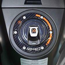 Adesivo 3D Protezione Tappo Serbatoio compatibile con KTM 1290 Super Adv 2021