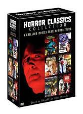 Hammer Horror Classics Collection: Frankenstein Dracula Mummy 6 DVD Box Set NEW!