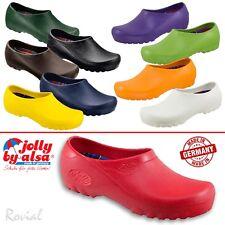 Alsa Jolly Fashion Hausschuhe Gartenschuhe Gartenschlappen Schuhe Slipper 35-48