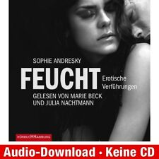 Hörbuch-Download (MP3) ★ Sophie Andresky: Feucht
