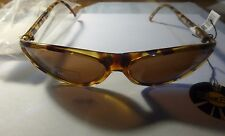 Vintage Blue Ray Cat Eye Women Sunglasses Frame by Safilo, Rare New With Tags