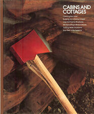 Time-Life Home Repair and Improvement Books - Cabins and Cottages, HB