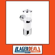 Wattepad-Spender 65x205x115mm Chrom Badartikel  Zubehör Spender Watte Lagerdeal