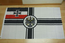 Fahne Flagge Deutsches Reich Kaiserliche Marine - 90 x 150 cm