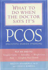 What to Do When the Doctor Says it's PCOS: The Most Important Things You Need to