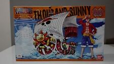 ONE PIECE GRAND SHIP THOUSAND SUNNY FIGURA FIGURE NEW NUEVA BANDAI