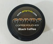 Black Coffee Container Coffee Grinds Coffee Pouches as Seen on Shark Tank New