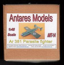 Ant4814/Antares-parassita cacciatore Arado ar-381 su resina 1/48 - RARO