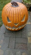 LARGE HALLOWEEN PUMPKIN MOTION SENSOR  WITH LIGHT AND SOUND