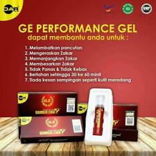 Gambir Emas Performance Gel - Penis Enhancement