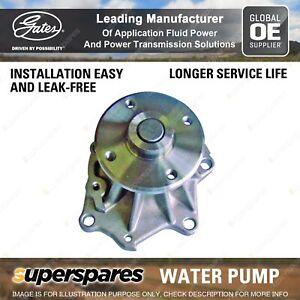 Gates Water Pump for Nissan Patrol Y60 Y61 Safari Y61 RD28T RD28TI 2.8L