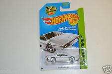 WOW UNUSED James Bond 007 The Spy Who Loved Me LOTUS Esprit Hot Wheels MIP NIP
