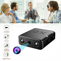 1080P HD Mini Spy Hidden IR Camera Home Security Camcorder DVR Recorder Motion