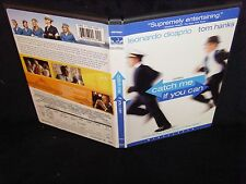 Catch Me If You Can (DVD, 2003)Mint Disc!•Real USA Made!•No Scratches!