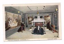 Usa - Washington Dc, Franciscan Monastery, Purgatory Chapel - Vintage Postcard