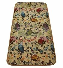 Carpet Non-Slip Owls Cms 53x140