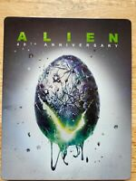 Alien Steelbook (4K UHD + Bluray) No digital see pics