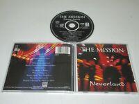 The Mission – Neverland / Dragnet Records – 478318 2 CD Album