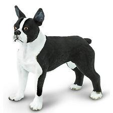 Boston Terrier Best In Show Dogs Figure Safari Ltd NEW Educational Toys Kids