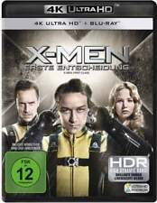 """X-MEN: ERSTE ENTSCHEIDUNG "" - MARVEL Action - 4K ULTRA HD BLU RAY - 2-Disc-Set"