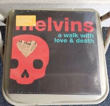 Melvins A Walk With Love And Death 2LP 2017 DOUBLE VINYL, sealed!