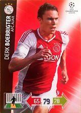 5 Derk Boerrigter - UEFA Champions League 2012/2013 - Panini Adrenalyn XL (12)