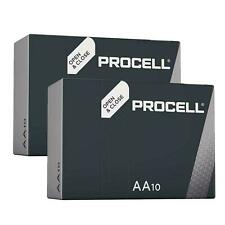 More details for aa aaa procell batteries replaces duracell industrial mn1500 mn2400 battery uk