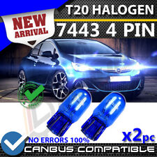 T20 7443 580 HALOGEN DRL SIDELIGHT ERROR FREE CANBUS WHITE CORSA ASTRA INSIGNIA