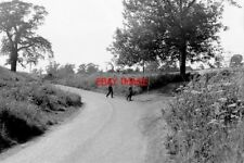 PHOTO  1968 MANUDEN ESSEX WINDMILL HILL THE ROAD TO MAGGOTS END CLOSE TO ITS JUN
