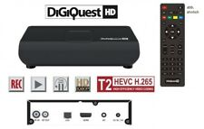 DigiQuest DGQ800 HD HDMI DVB-T2 HEVC H.265 FullHD USB Mediaplayer USB PVR NEU