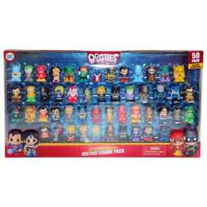 Ooshies DC 60th Anniversary Justice League Pack play set