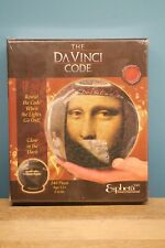 Factory Sealed 240 Piece Esphera Globe Puzzle-The Davinci Code-Glow in the dark