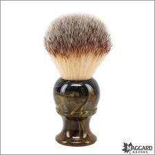 Shaving Brush - Maggard Razors - Marble 24mm Synthetic Brush