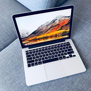 "Apple Macbook Pro 13"" Retina Display 8GB 256GB"