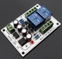 Dual Relay AC 15-24V Speaker Protection Board 10A Finished Board for Amplifier
