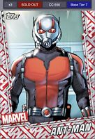 Marvel Topps Collect DIGITAL Collectors Reserve Tier 7 Ant-Man