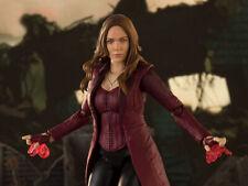 Bandai S.H.FIGUARTS Scarlet Witch Marvel Avengers: Endgame